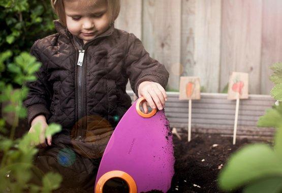 Muutke aiatööd mänguliseks