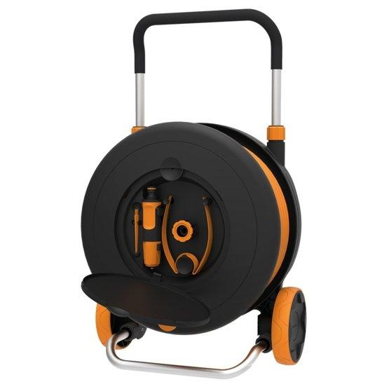 Waterwheel M voolikukohver koos 20m voolikuga
