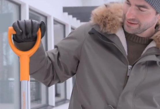 SnowXpert ™ jääkaabits ja hari