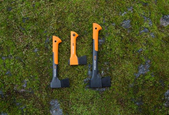 Kuidas leida täiuslik kirves väiksemate pakkude ja tulehakatise tegemise jaoks