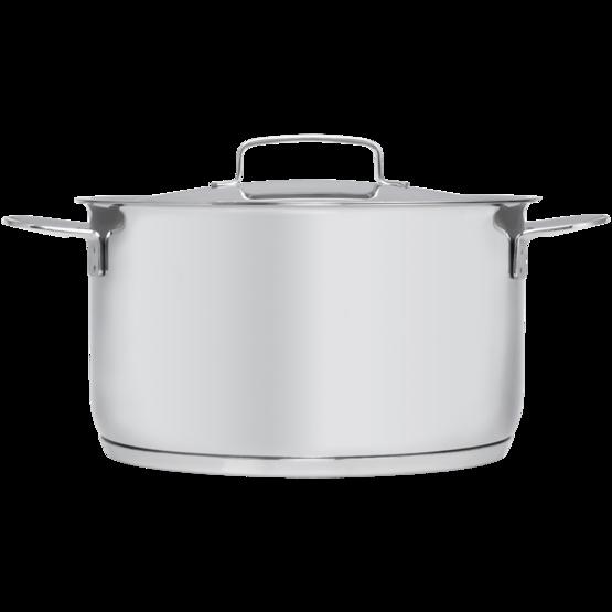 All Steel+ pott 6L